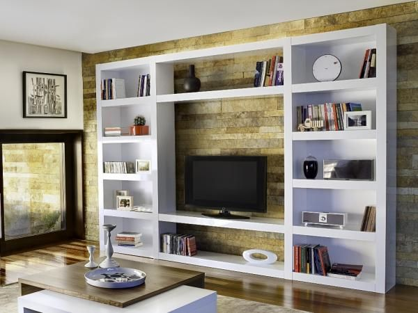 Elegant Furniture Mind   Contemporary Furniture | Modern Furniture   Temahome Denso TV  Stand And Shelf Combination