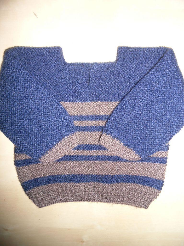 tricoter 6 mois