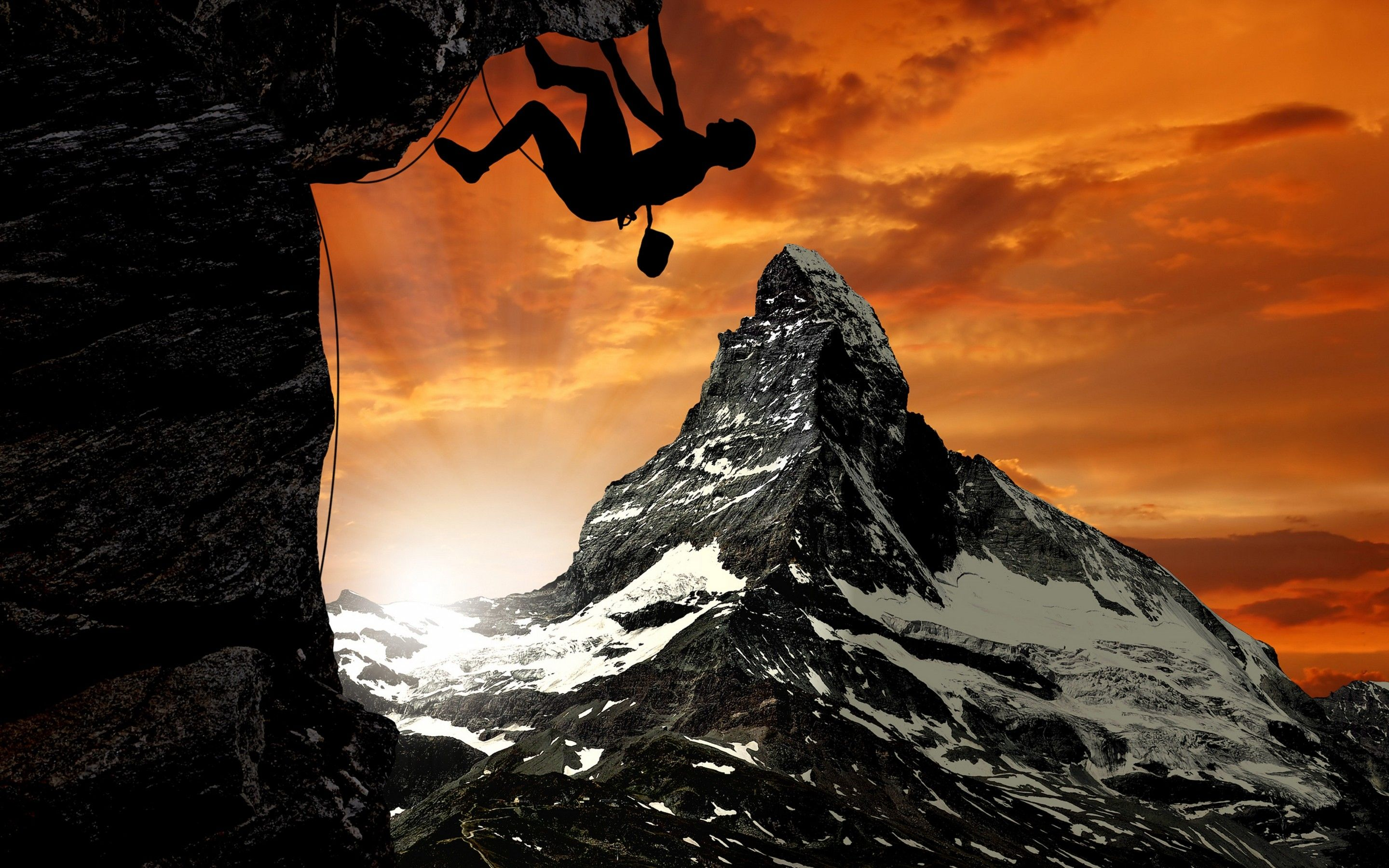 climbing wallpaper Collection | HD Wallpapers | Pinterest | Mountain  climbing, Hd wallpaper and Wallpaper