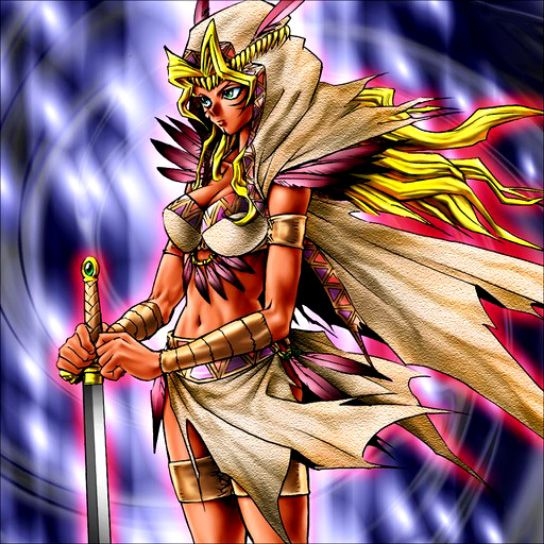 Amazoness Paladin Four Paladin Fictional Characters Female