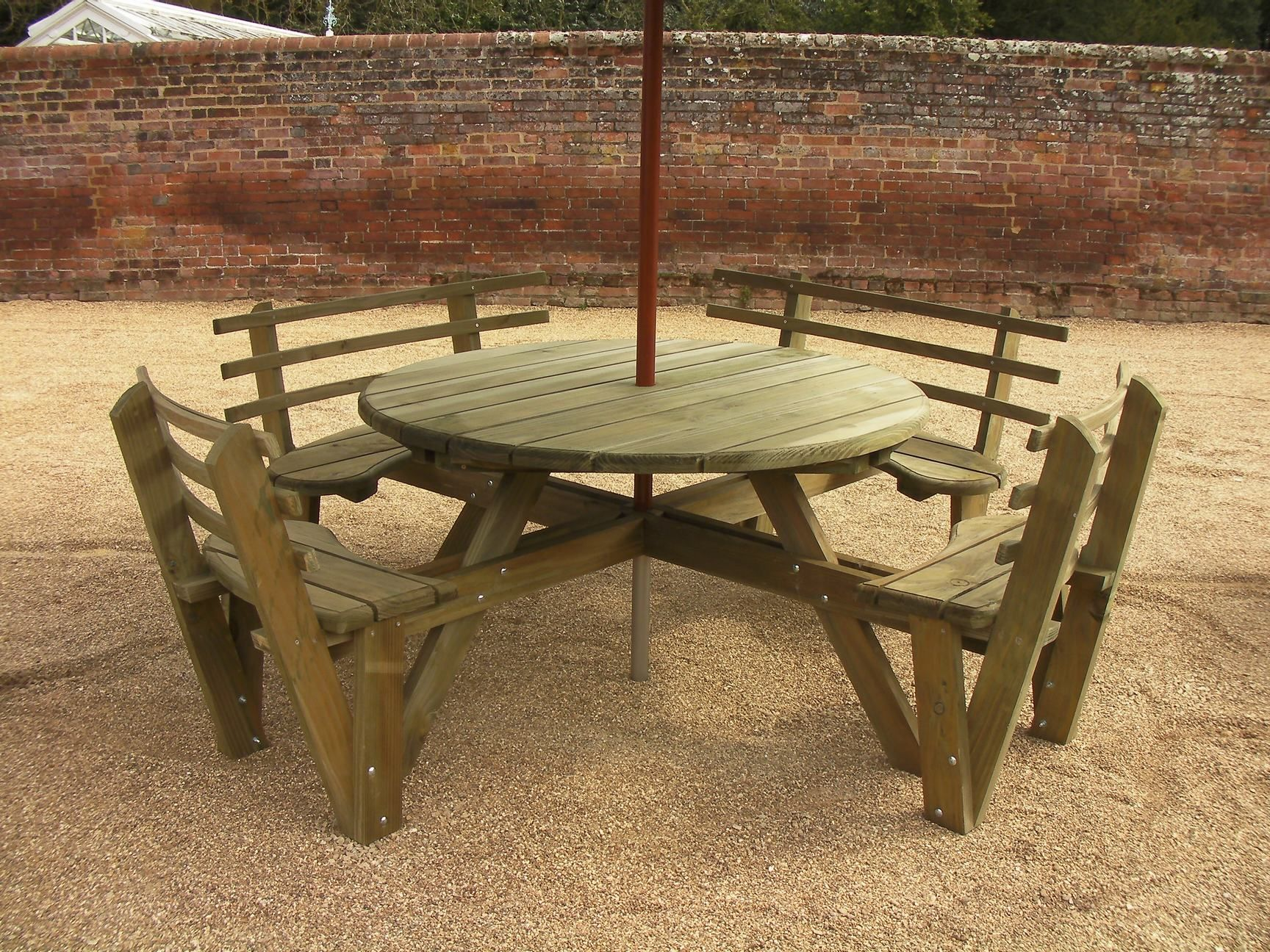 Superb Pin By Steven Baum On Picnic Tables Picnic Table Bench Pabps2019 Chair Design Images Pabps2019Com