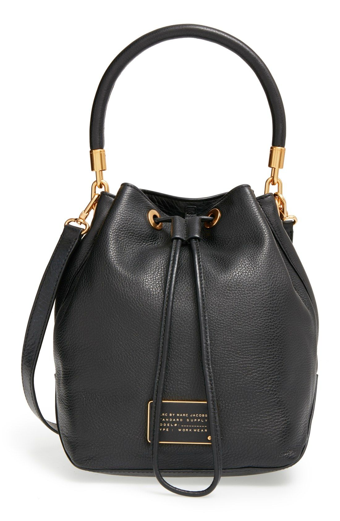 Marc By Jacobs Too Hot To Handle Drawstring Bucket Bag