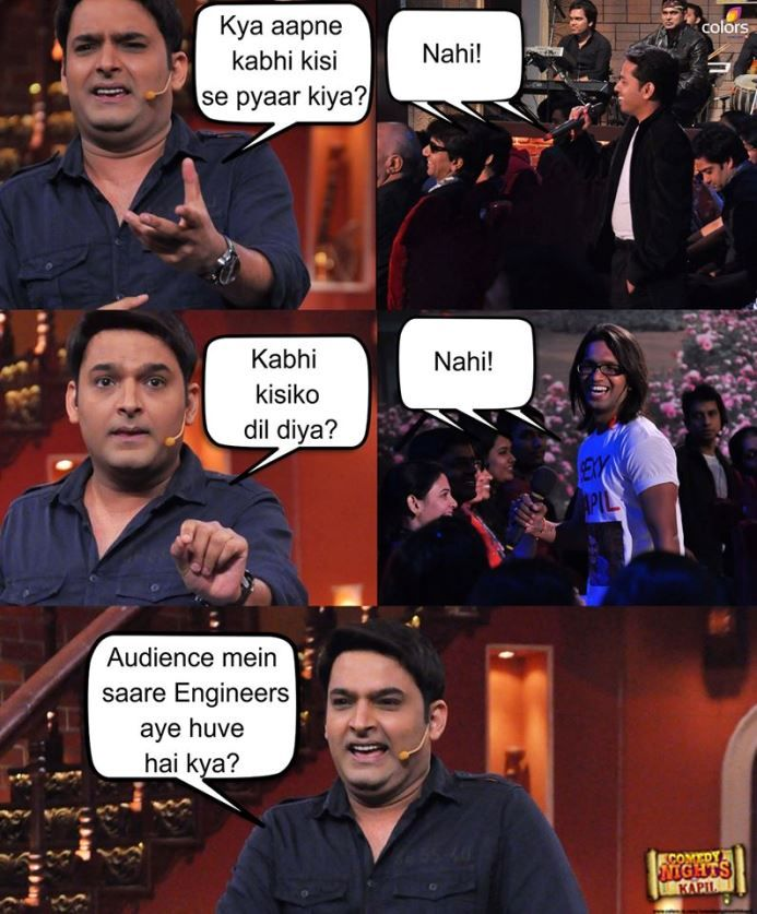 Comedy Night With Kapil Sharma Jokes | BhaviniOnline.com