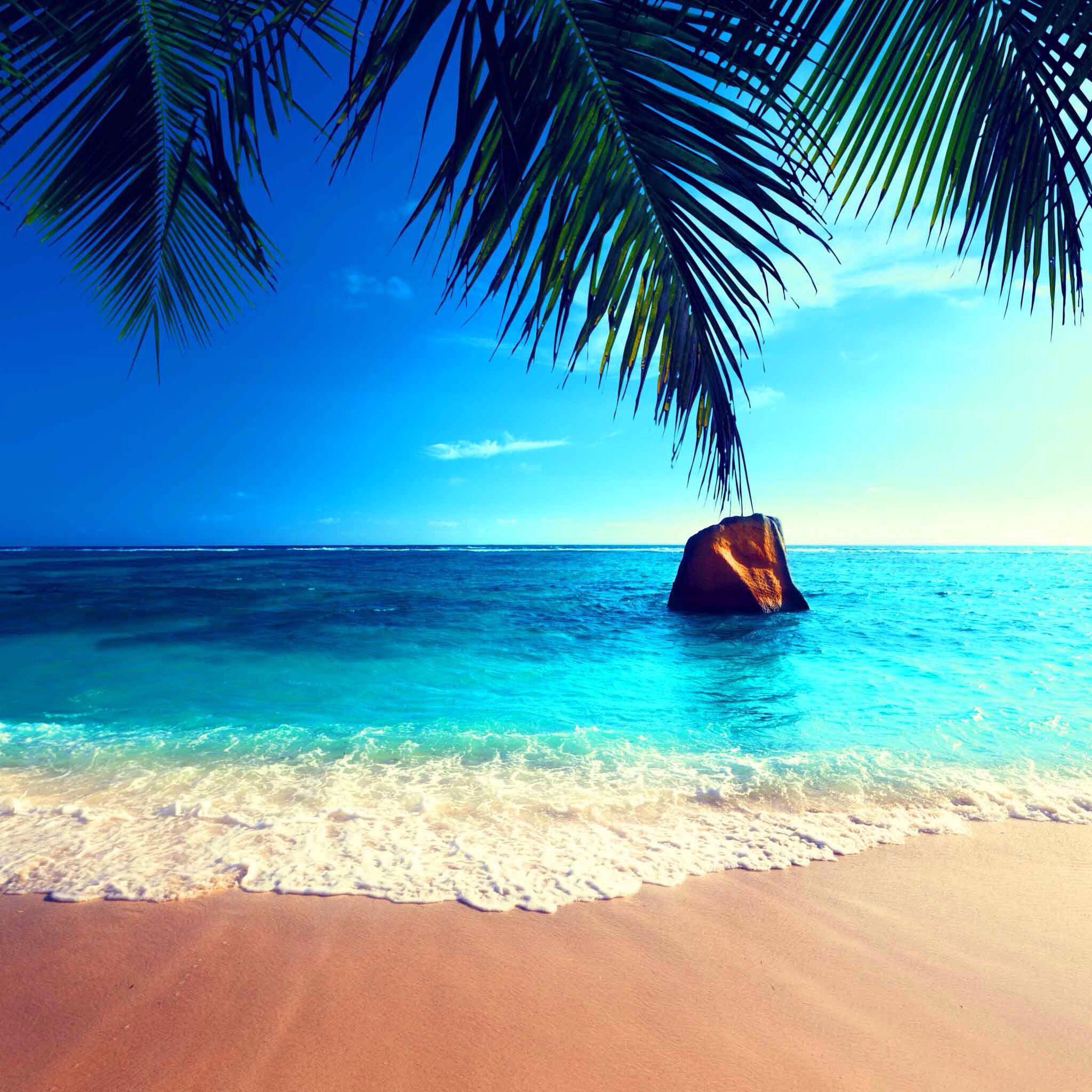 Пляж океан картинки на телефон последний раз