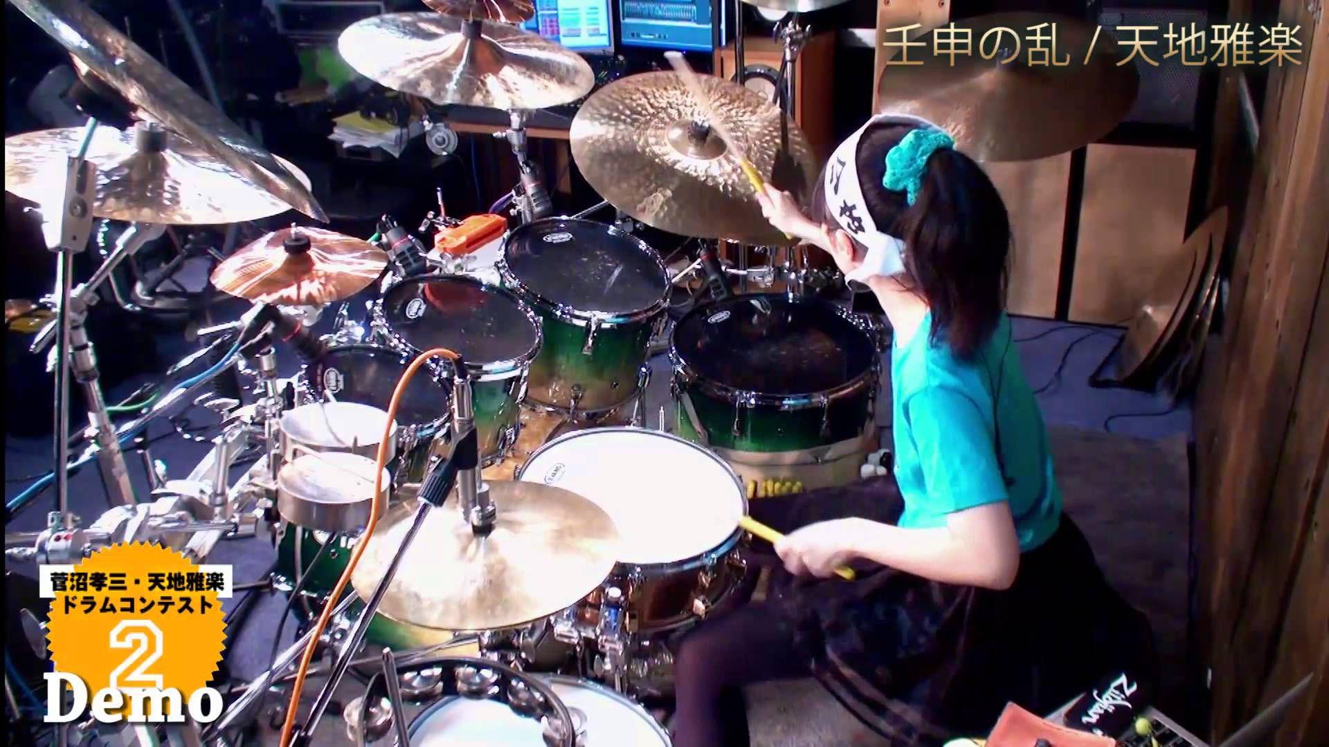 16-Year-Old Japanese Phenom Senri Kawaguchi Performs A -5269