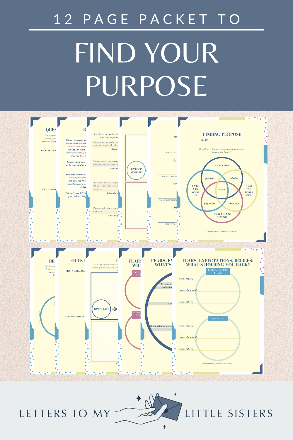 4 Questions To Find Your Purpose With Ikigai Manual Guide
