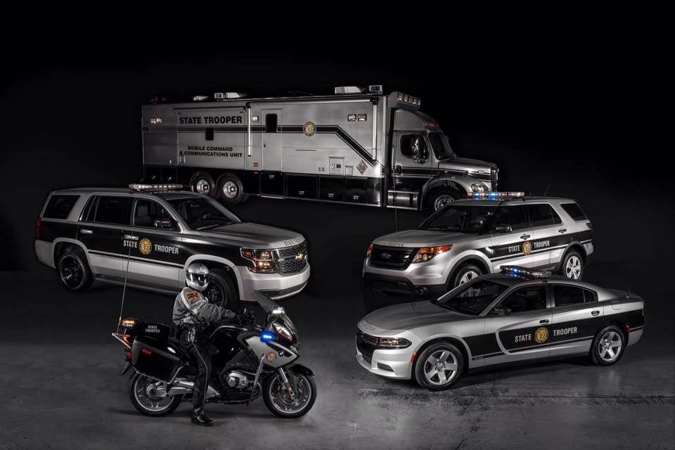 Public Safety Equipment, North Carolina HIghway Patrol