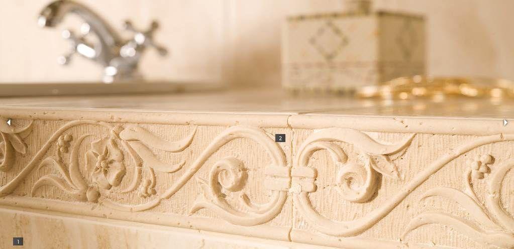 Elegáns és klasszikus fürdőszoba csempe: Opoczno Amaro ...