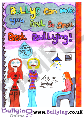 Anti-Bullying Poster Ideas | Bullying posters for schools images ...