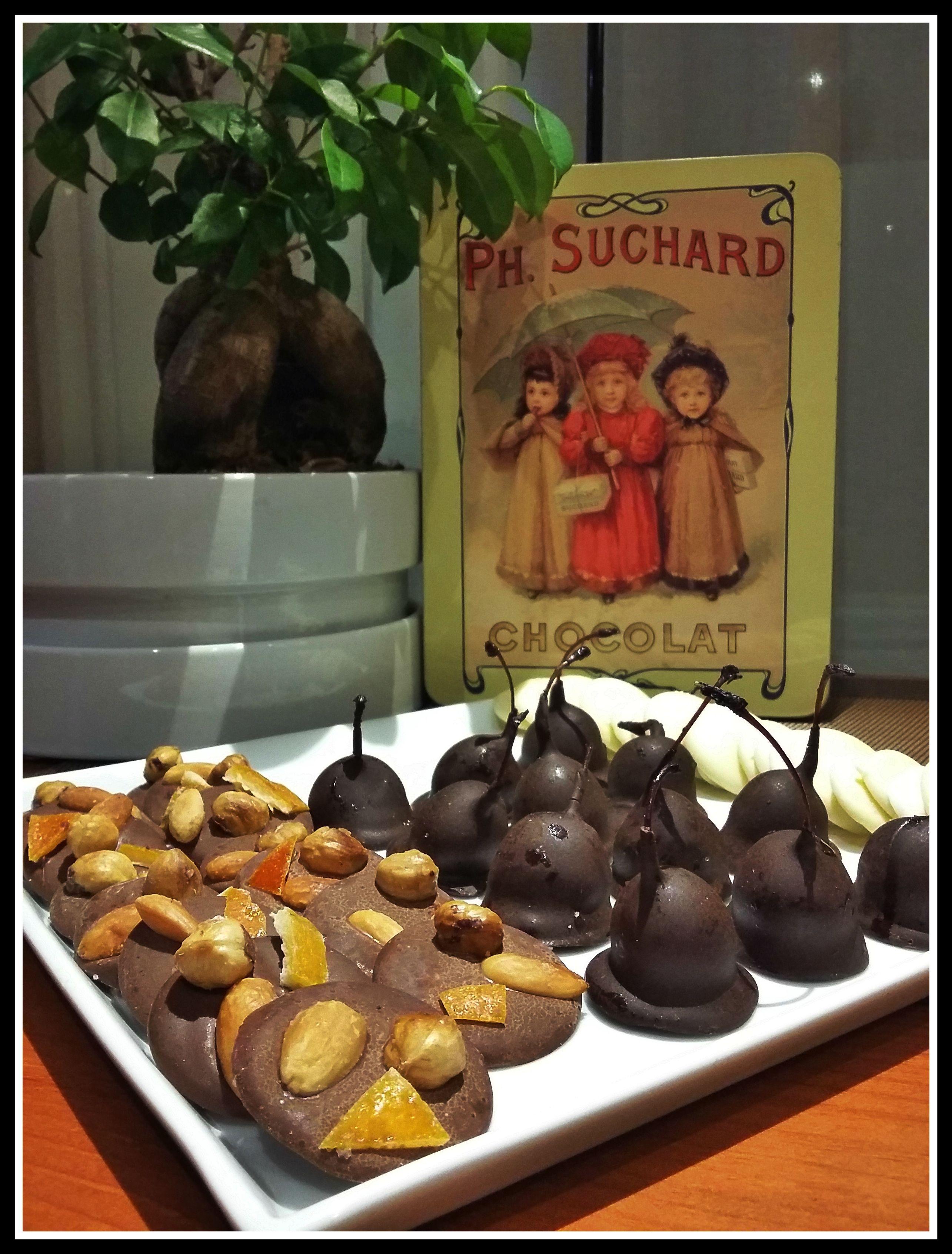 Chocolates biológicos