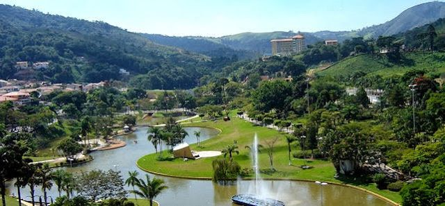 Pensando em Viajar #AguasdeLindoia #Ferias #FinaldeSemana #Natureza #Lazer #Turismo