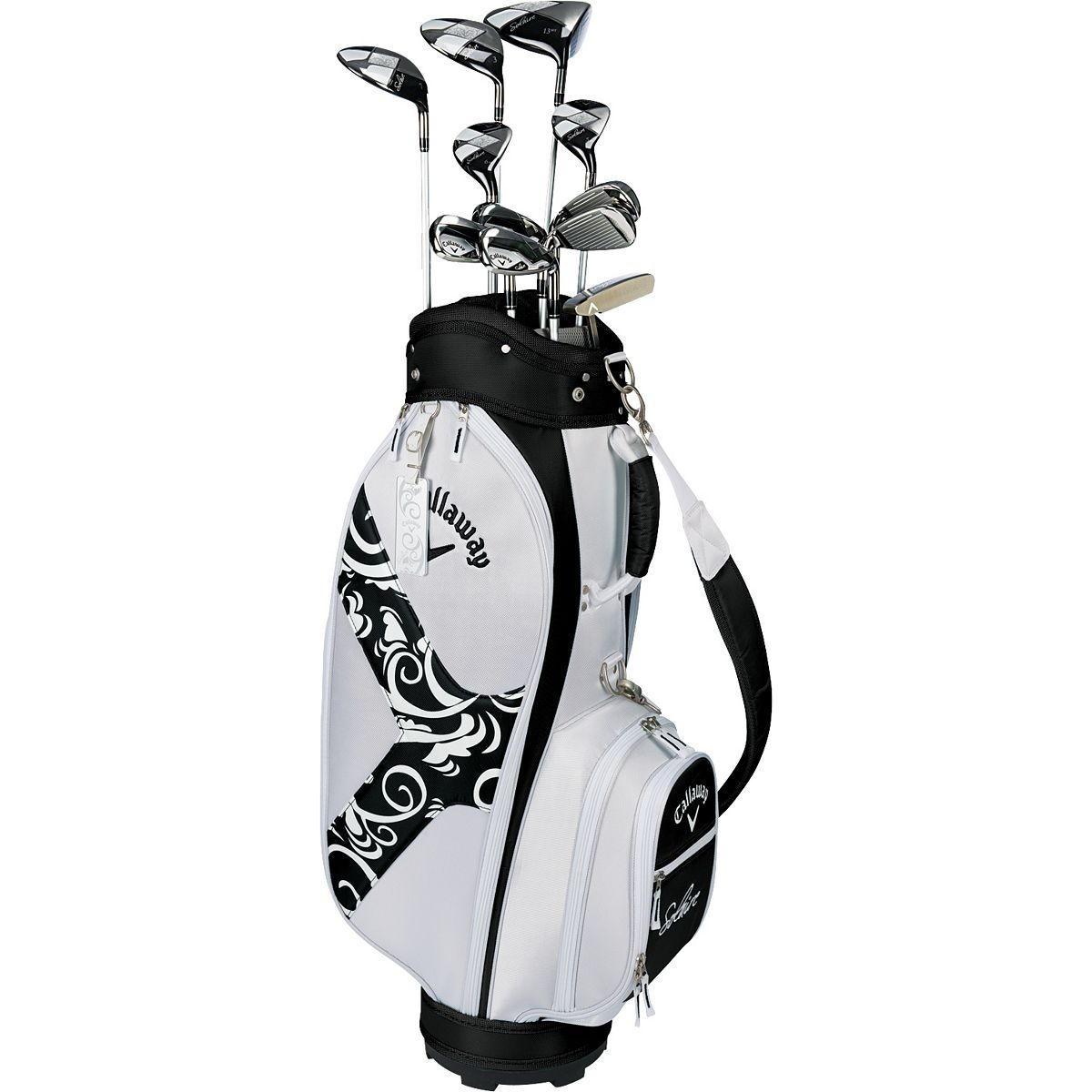 Callaway Lady Solaire 2 12 Piece Full Set At Golfsmith