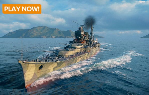 Play World of Warships for free   My Kid   Warship games