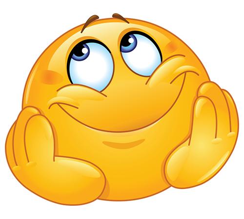 Dreamer Emoticon Funny Emoticons Smiley Emoji Emoji Love