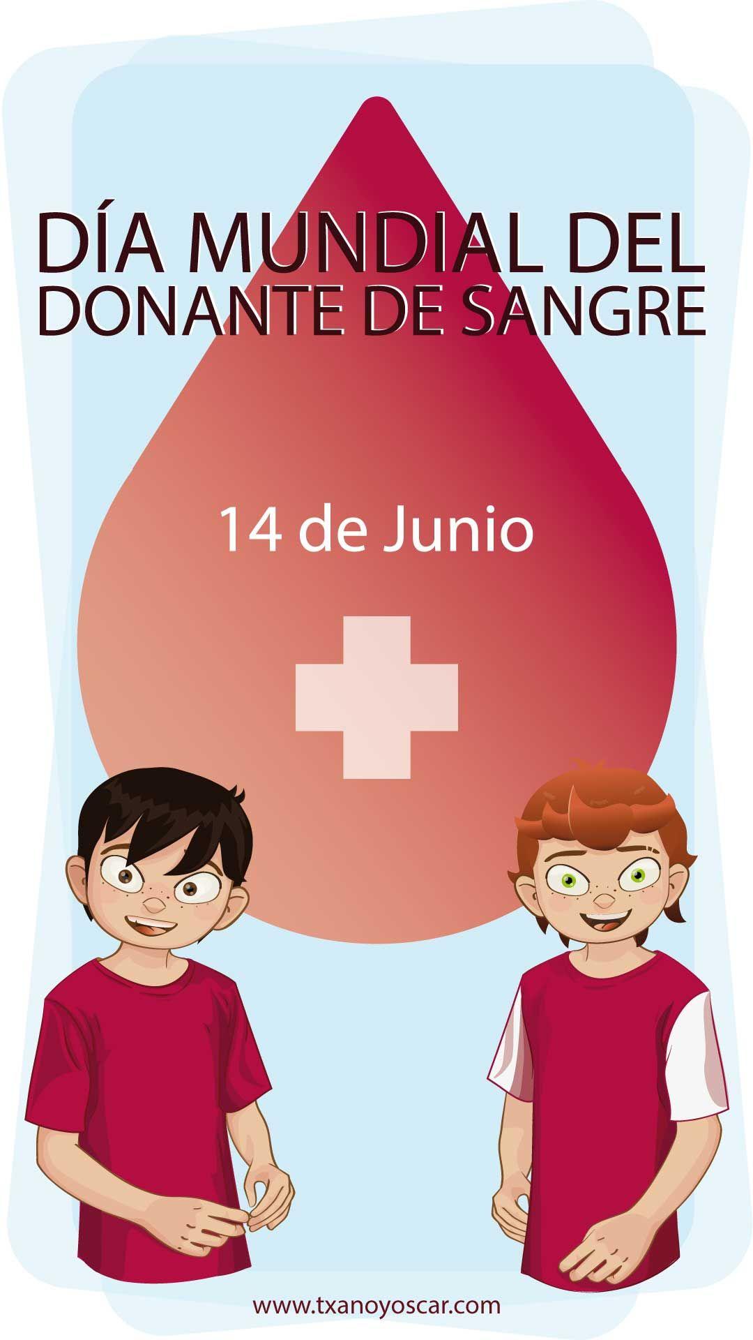 Dia Mundial Del Donante De Sangre Donante De Sangre Libros Infantiles Gratis Donar Sangre
