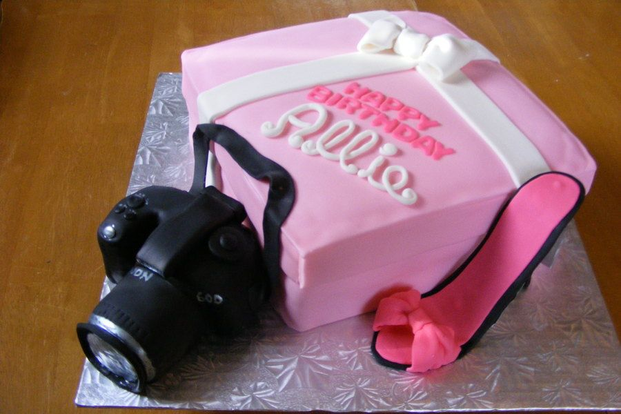 This Was Made For A Photographers 19Th Birthday She Is A
