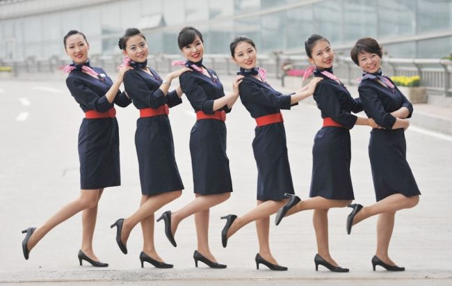 china eastern airlines cabin crew | m a k e | a n | a r r i v a l