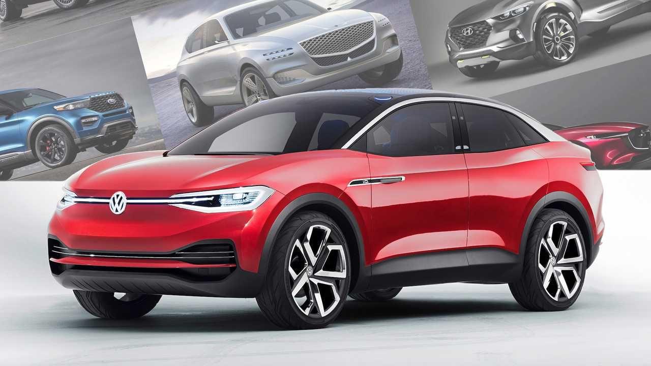 2020 New Models Guide 30 Cars Trucks And Suvs Coming Soon Volkswagen New Suv Volkswagen Models