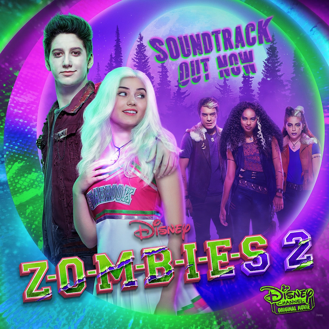 Zombies 2 Original Soundtrack Video Zombie Disney Zombie Movies Zombie