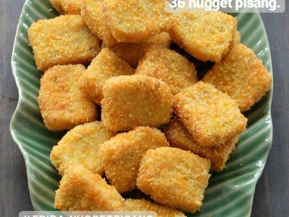 Resep Nugget Pisang Oleh Fridajoincoffee Resep Resep Resep Makanan Makanan