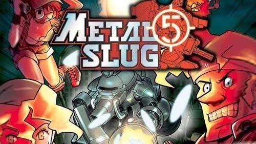 metal slug 5 download