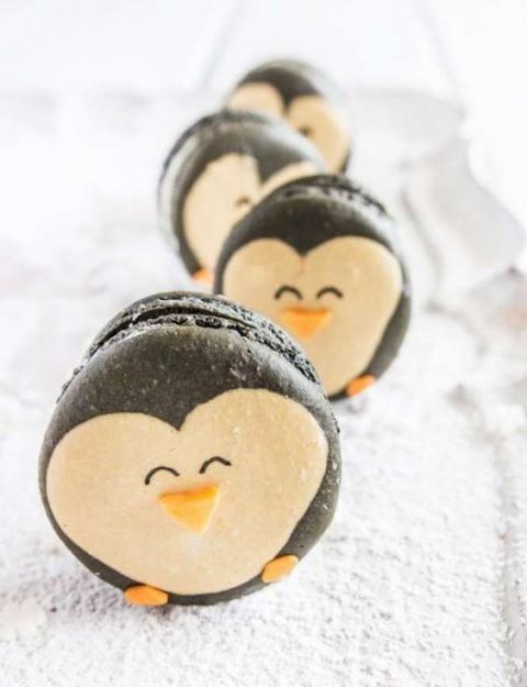 Macarons : 25 recettes insolites et originales pour s'inspirer #halloweenmacarons