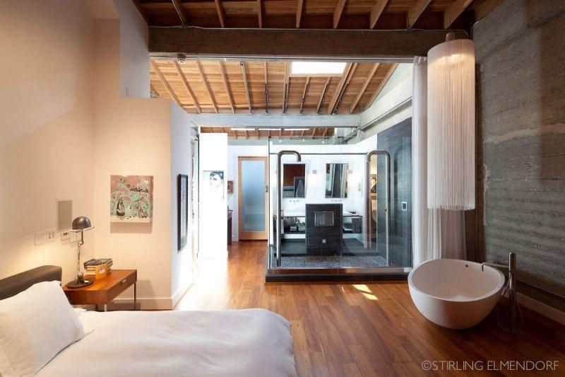 Sf Loft By Wardell Sagan Projekt Casa Container Casas Design