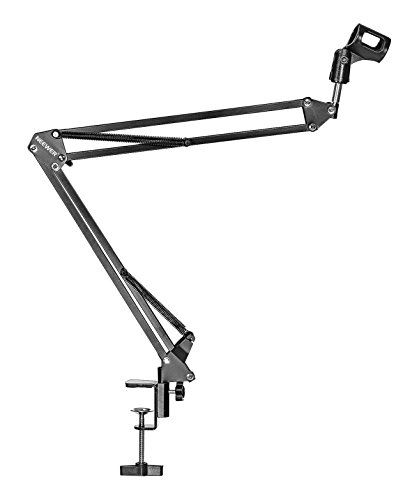 Amazon Lightning Deal 53% claimed: NEEWER Microphone Suspension Boom Scissor Arm Stand http://www.lavahotdeals.com/ca/cheap/amazon-lightning-deal-53-claimed-neewer-microphone-suspension/130924
