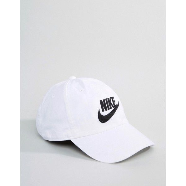 Nike Swoosh H86 Cap ($23) ❤ liked on Polyvore featuring accessories, hats,