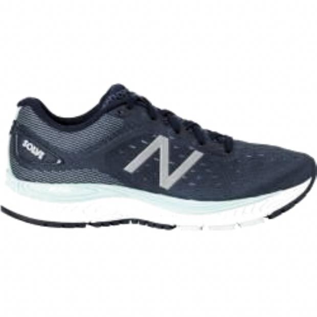 New Balance Damen Laufschuhe Wsolv B Grosse 41 In Blau Grau Mint Weiss Grosse 41 In Blau Grau Min In 2020 With Images New Balance Sneaker Shoes Women Shoes