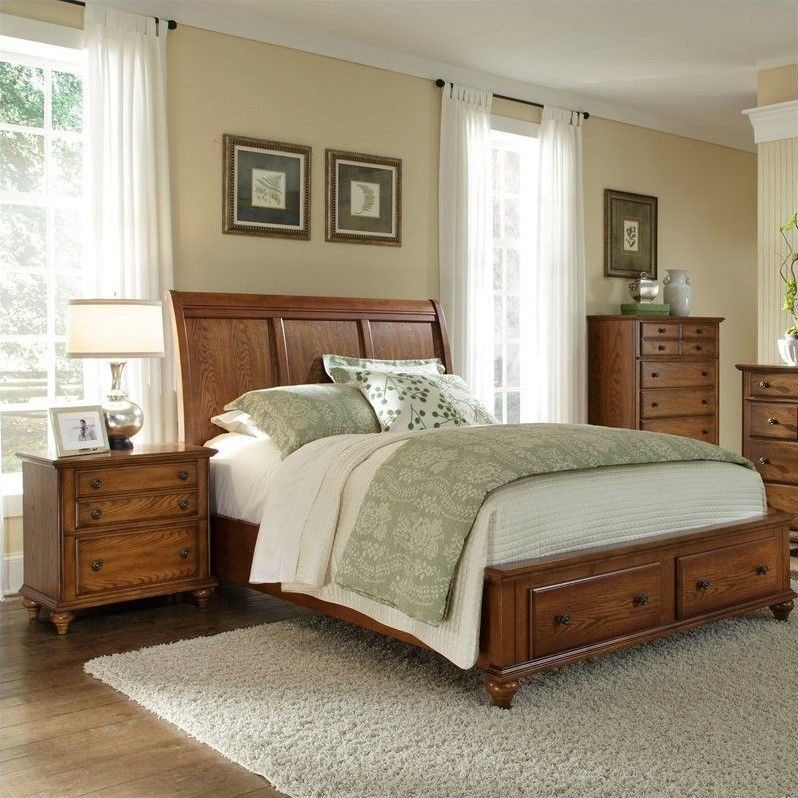Lowest price online on all Broyhill Hayden Place Sleigh