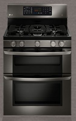 No Room For Double Ovens In Our Cur Home So I Am On The Lookout Alternatives Lg Black Stainless Steel Ranch Lglimitlessdesign