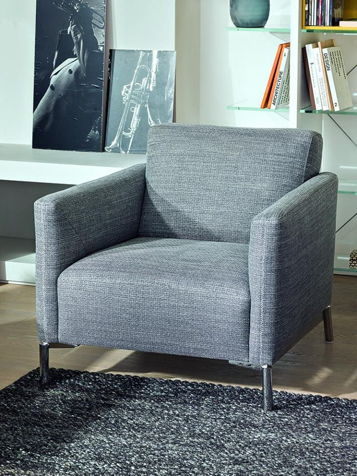 Clarke Fabric Sectional Sofa Living Room: Tratto Chair By Natuzzi Italia Found On Www.furnitalia.com