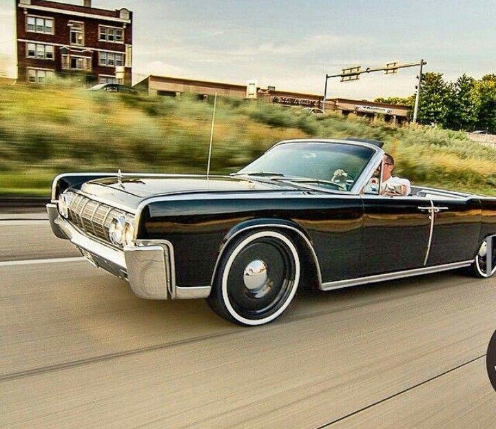 64 Drop Top Lincoln Cars Lincoln Continental Lincoln Convertible