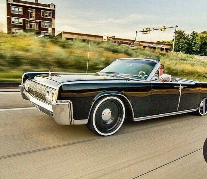 Lincoln Continental, Lincoln Convertible