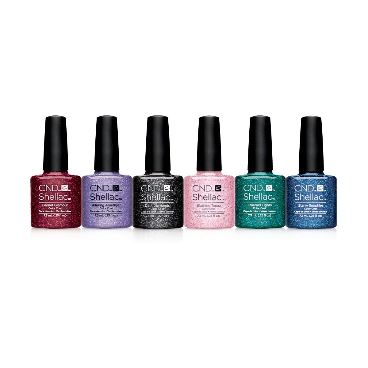 Shellac Starstruck Collection