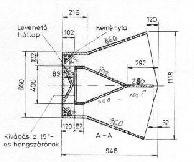 Hd215 Mod To Fit Martin Audio 115