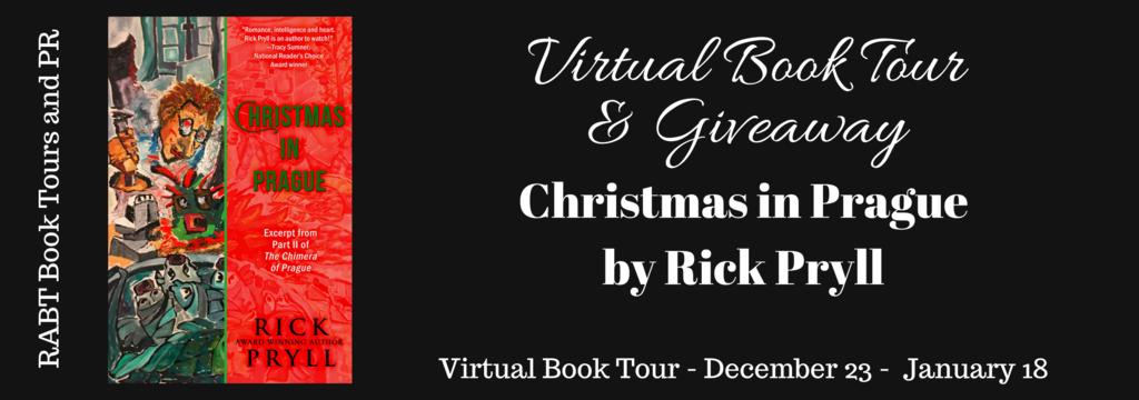Christmas In Prague Book.Virtual Book Tour Christmas In Prague By Rick Pryll 2019
