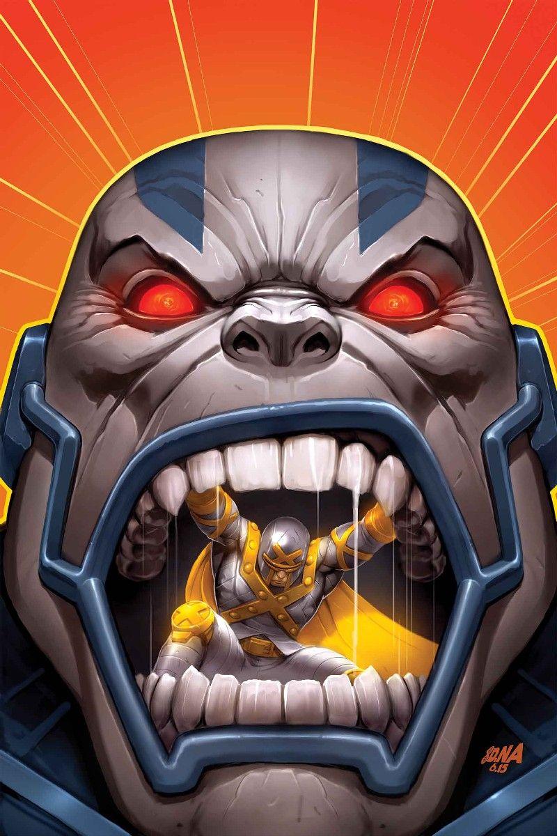 X Men 92 9 Apocalypse By David Nakayama Apocalypse Marvel Marvel Comics Art X Men