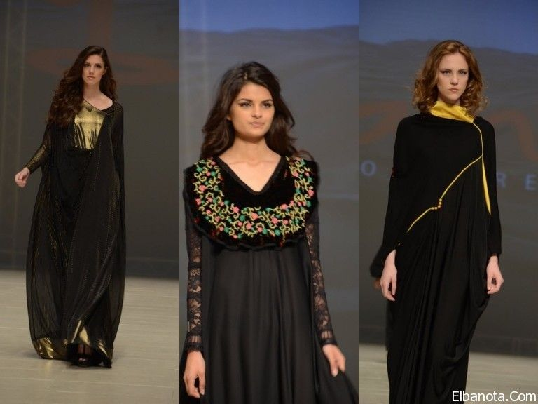 عبايات خليجيه موديلات عبايات خليجية اجمل عبايات خليجية موضة بنوته أزياء بنوته بنوته كافيه Abaya Long Sleeve Dress Fashion