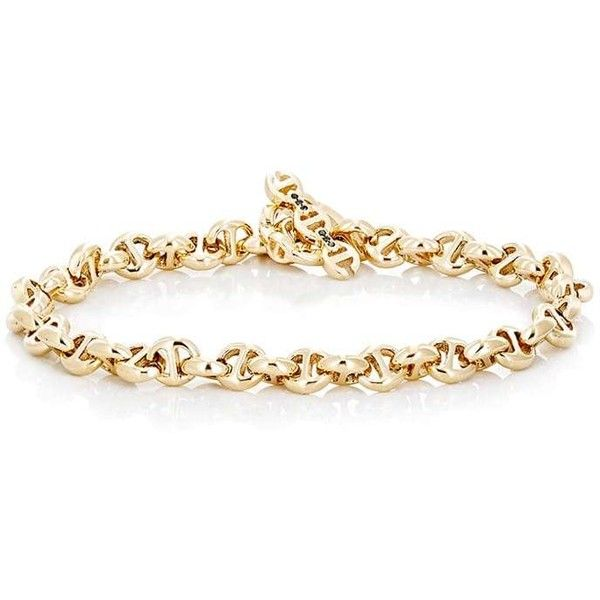 Womens Tri-Link-Chain Bracelet Hoorsenbuhs Fake Free Shipping Low Price QaxFN6Ma