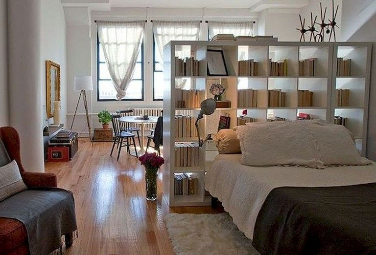 80 Best Small Apartment Studio Decor Ideas on A Budget images