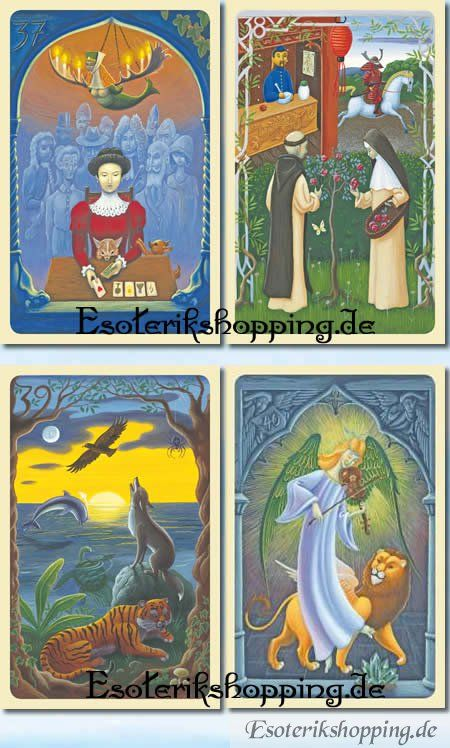 Mystisches Lenormand