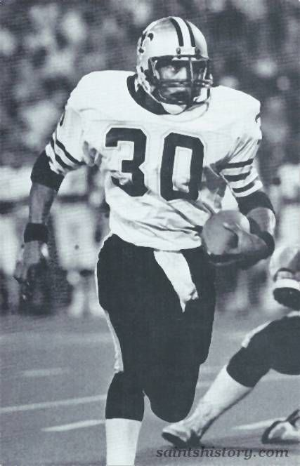 Wayne Wilson | Underrated Saints Star of the 80s