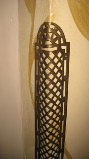 Decorative Metal Wall Corner Guards For The Abode