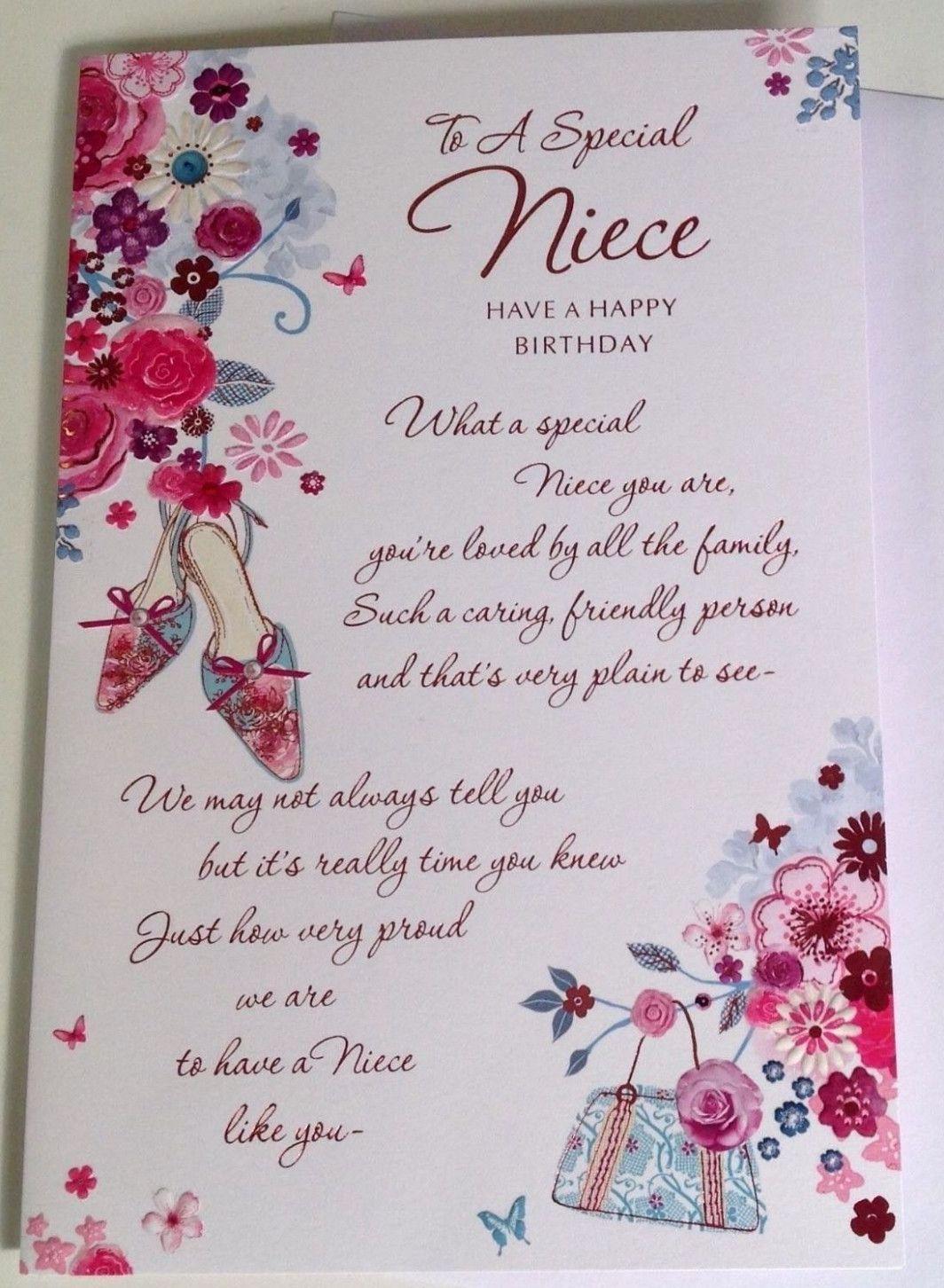 12 Ideas Birthday Card Niece Di 2020