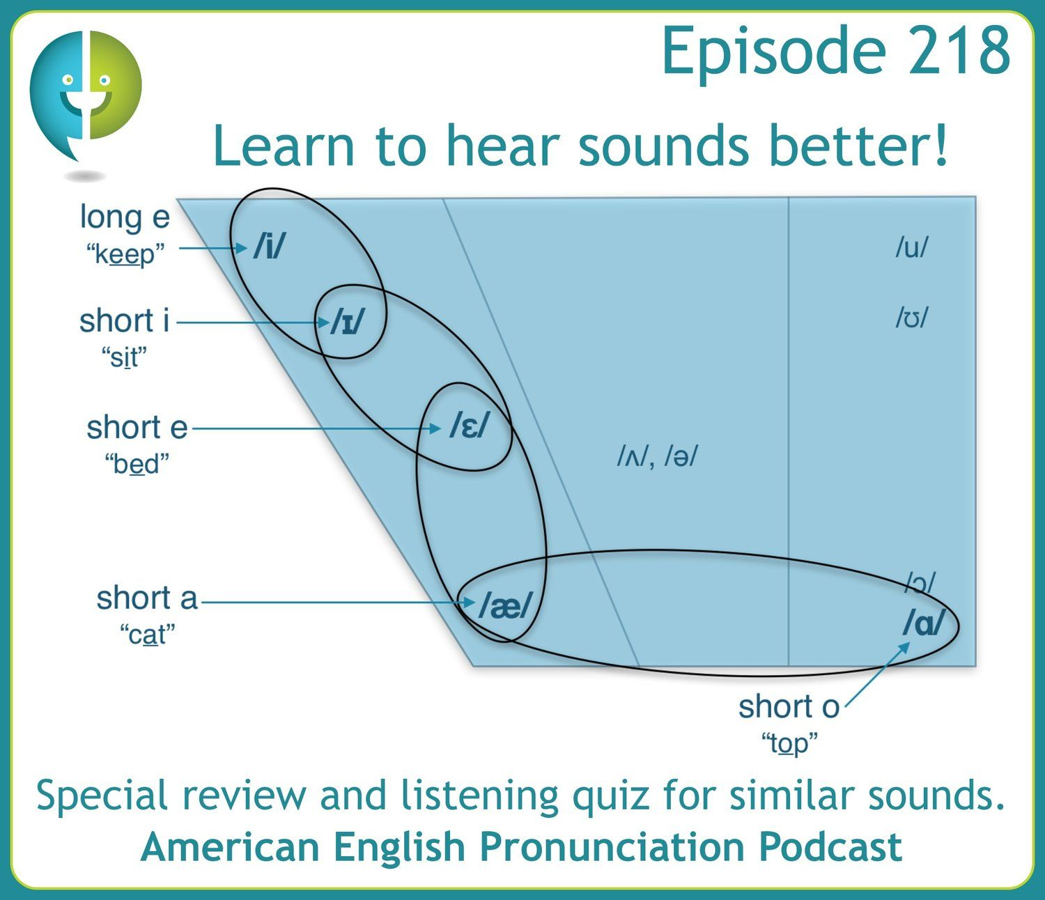 218 learn to hear vowels to learn to pronounce them