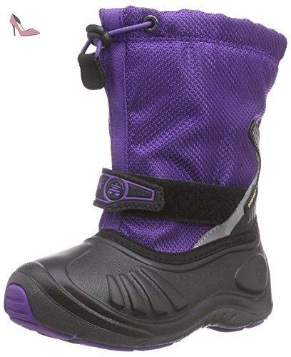 Chaussures Kamik violettes enfant 6MnLjgU