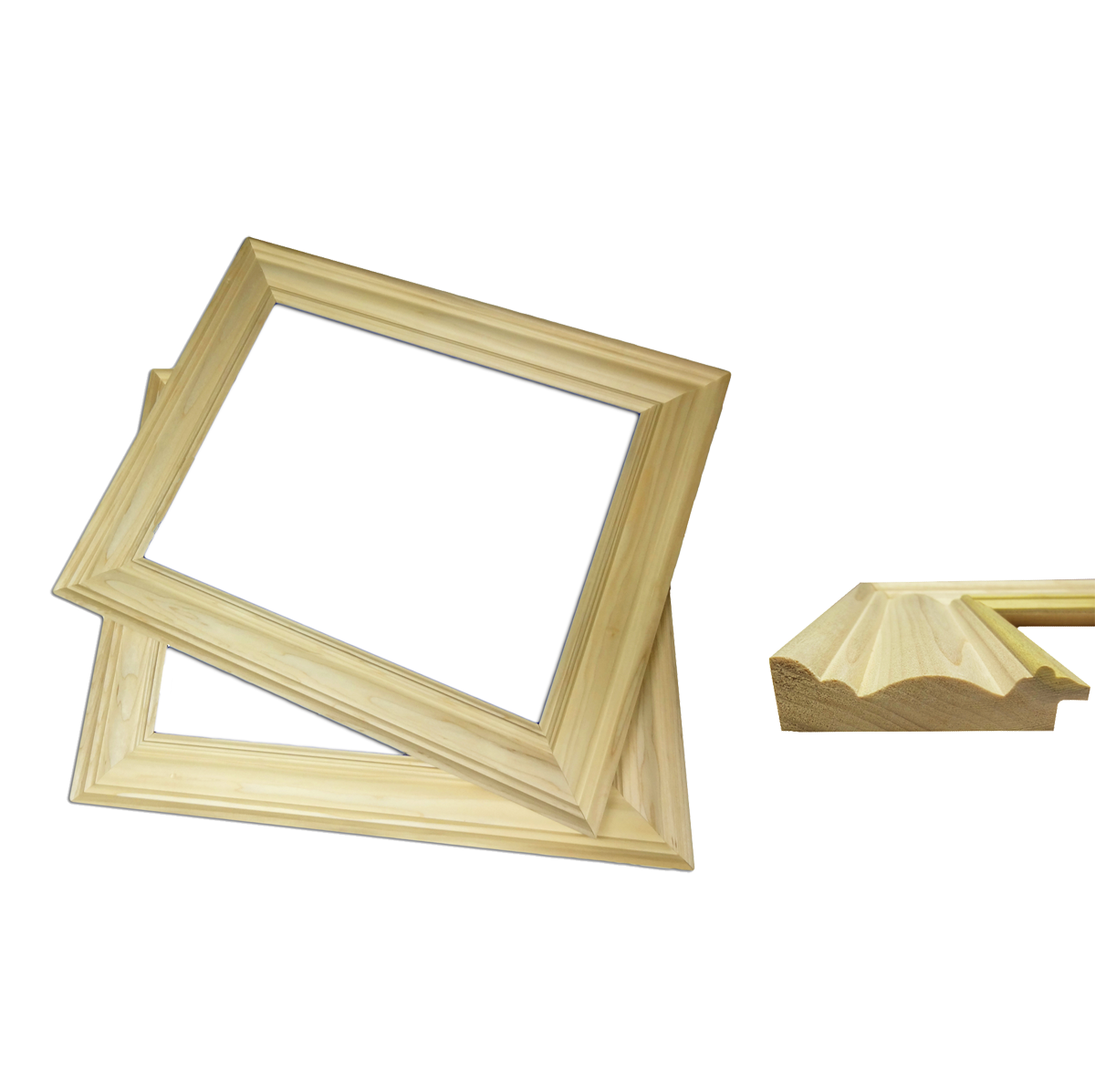 Buy Unfinished Picture Frames Bulk - unfinished wood frames ...
