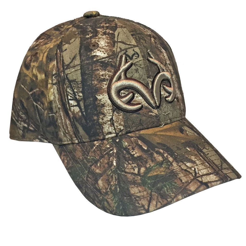 6265324d084 Realtee Xtra Pattern is featured on this Pro-flex Fitted cap. Features  Structured Fitted Cap Realtree Embroidered on the Back Realtr